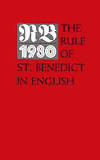 Rule of St.Benedict
