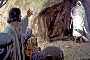 Fifth Sunday of Lent