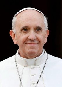 Message of His Holiness Pope Francis