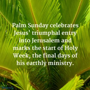 From Holy Week into the Rest of our Lives